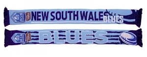 NSW Blues Alliance Jacquard Scarf