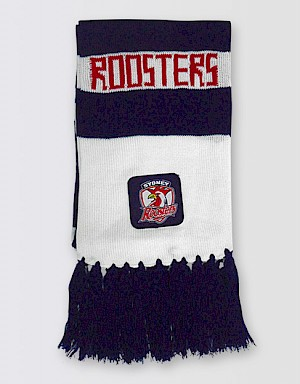 Sydney Roosters Traditional Bar Scarf
