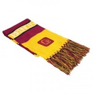 Brisbane Broncos Traditional Bar Scarf