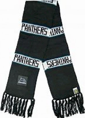 Penrith Panthers Traditional Bar Scarf