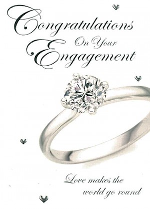 Engagement Card #E704