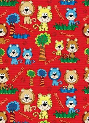 Wrapping Paper #506