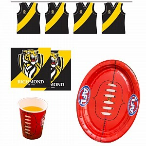 Richmond Tigers Party Pack