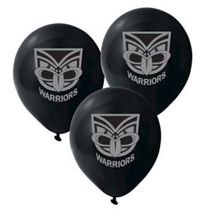 New Zealand Warriors Latex Balloon