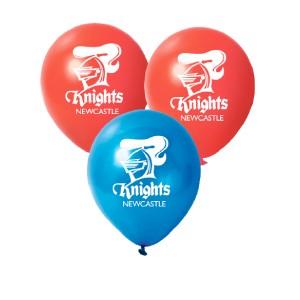 Newcastle Knight Latex Balloon