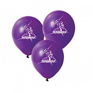 Melbourne Storm Latex Balloon