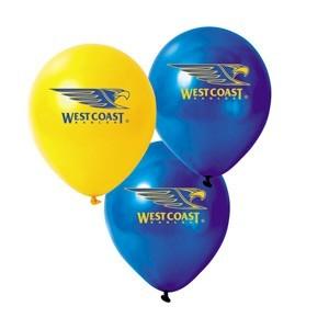 West Coast Eagles Latex Balloon