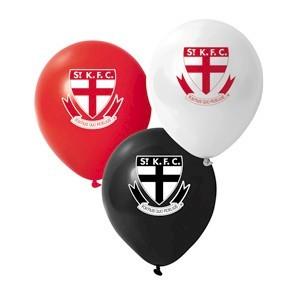 St Kilda Saints Latex Balloon