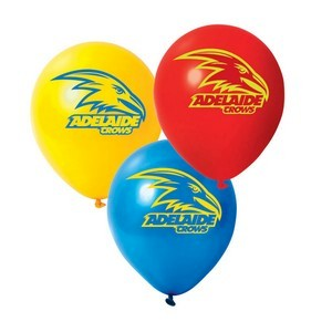 Adelaide Crows Latex Balloon