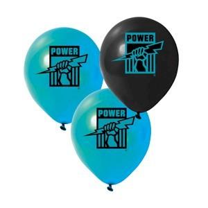 Port Adelaide Power Latex Balloon