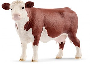 SC13867 Schleich - Hereford Cow