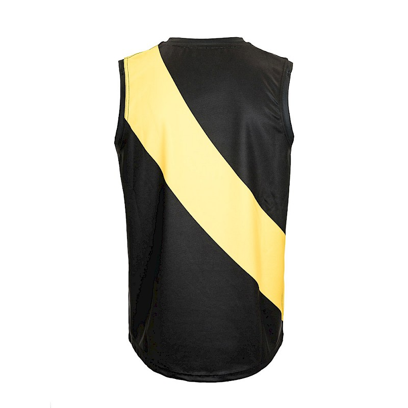 Richmond Tigers Youth Replica Guernsey - Simple Indulgence