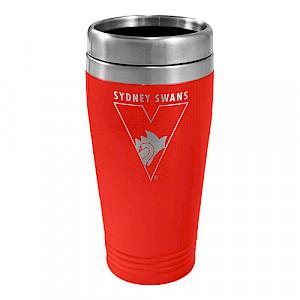 Sydney Swans Stainless Steel Travel Mug