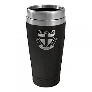 St Kilda Saints Stainless Steel Travel Mug