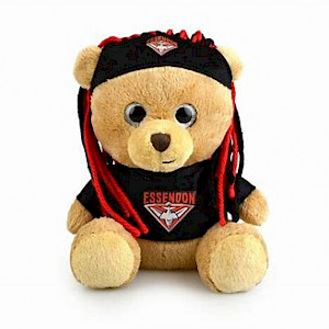 Essendon Bombers Sparkle Fanatic Bear