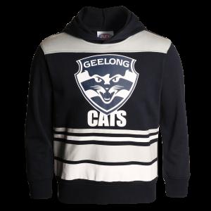 Geelong Cats Supporter Hood - Size 8