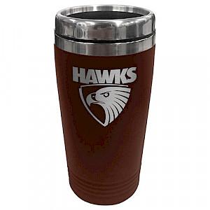 Hawthorn Hawks Stainless Steel Travel Mug