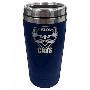 Geelong Cats Stainless Steel Travel Mug
