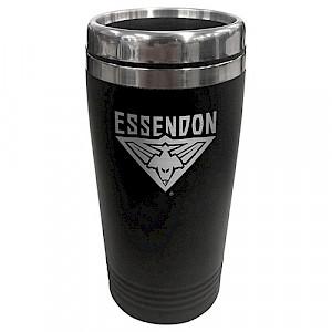 Essendon Bombers Stainless Steel Travel Mug