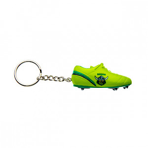 Canberra Raiders Boot Keyring