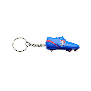 Newcastle Knights Boot Keyring