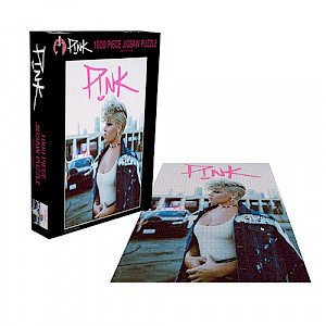 Pink 'What about Us' Puzzle