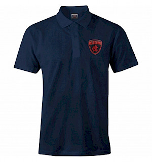Melbourne Demons Men's Logo Polo