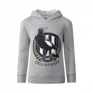 Collingwood Magpies Youth Printed Hood