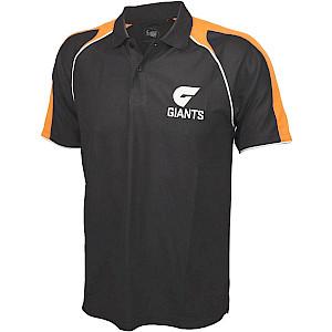 GWS Giants Men's Essentials Polo