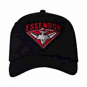 Essendon Bombers Youth Staple Cap
