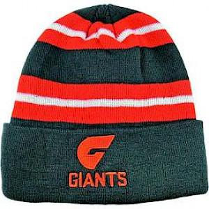 GWS Giants Wozza Beanie
