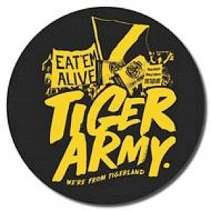 Richmond Tigers Supporter Badge - Tiger Army