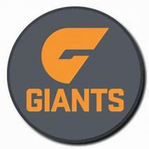 GWS Giants Supporter Badge - Logo
