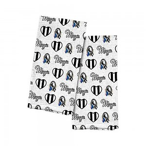 Collingwood Magpies 2pk Tea Towels