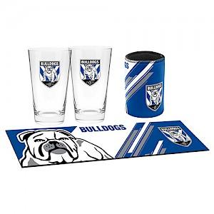 Canterbury Bankstown Bulldogs Bar Essentials Gift Pack