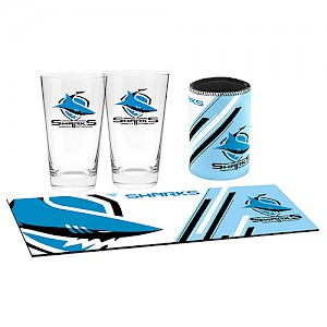 Cronulla Sharks Bar Essentials Bar Pack