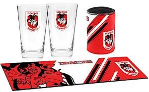 St George Illawarra Dragons Bar Essentials Gift Pack