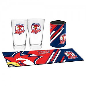 Sydney Roosters Bar Essentials Gift Pack