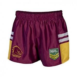 Brisbane Broncos Supporter Shorts