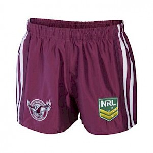 Manly Warringah Sea Eagles Supporter Shorts