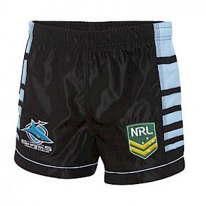 Cronulla Sharks Supporter Shorts