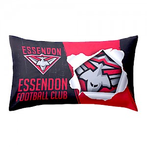 Essendon Bombers Pillow Case