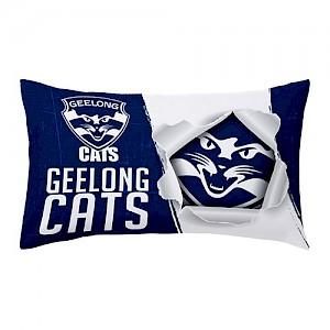 Geelong Cats Pillow Case