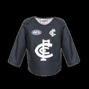 Carlton Blues Long-sleeved Replica Guernsey Size 0