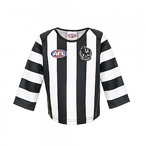 Collingwood Magpies Toddler Replica Guernsey