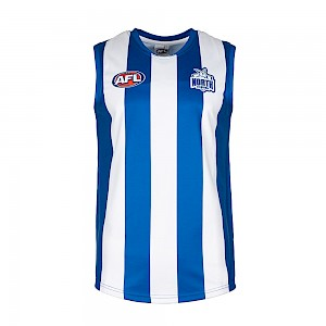 North Melbourne Kangaroos Youth Replica Guernsey