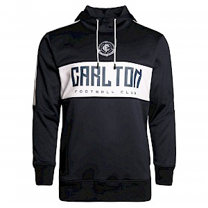 Carlton Blues Ultra Hood - Size 2XL