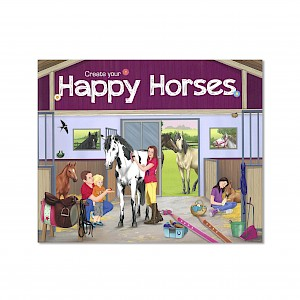 Horse Dreams - Create Your Own Happy Horses