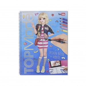 Top Model - Design Book with You Tube Tutorials