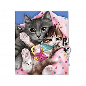 Lock-Up Diary - Cat